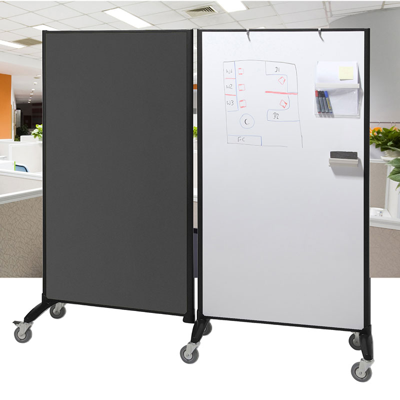 mobile whiteboard   pinboard dividers sb office furniture mobile room dividers australia mobile room dividers with window in tucson az