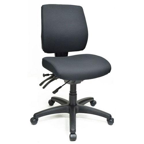Alpha Medium Back Ergonomic Task Chair