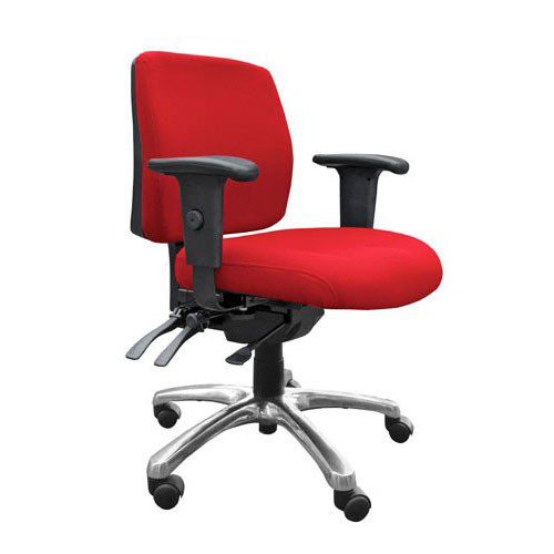 Alpha Medium Back Ergonomic Task Chair