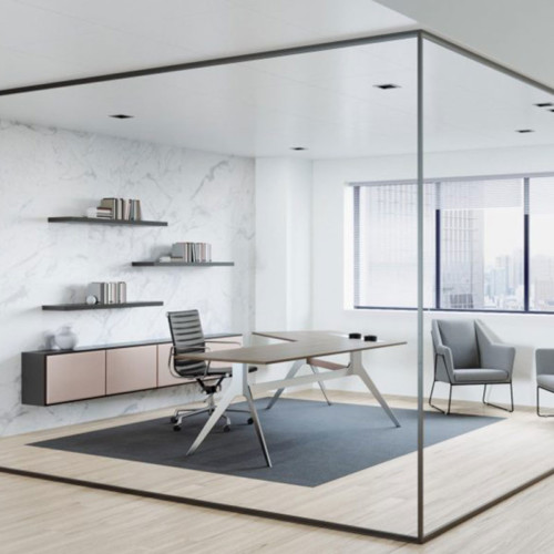 Delta Executive Desk