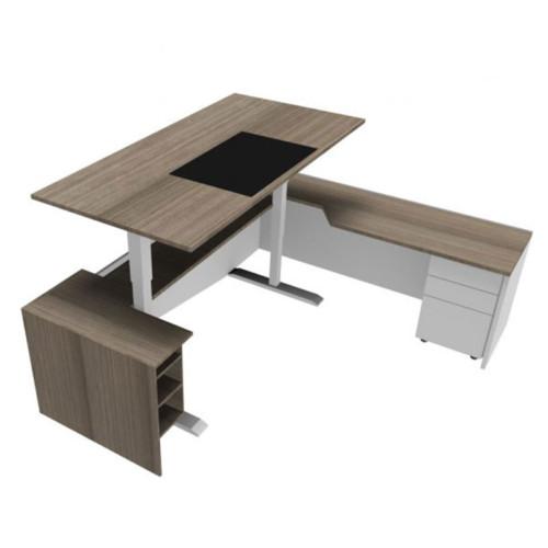 S'Electric Executive Desk