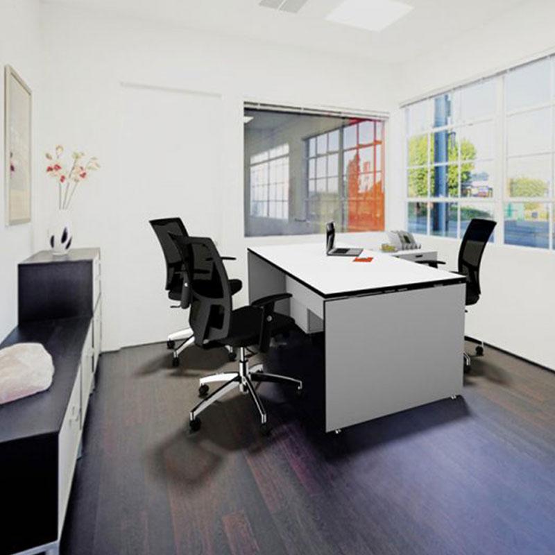 Silhouette Executive Desk
