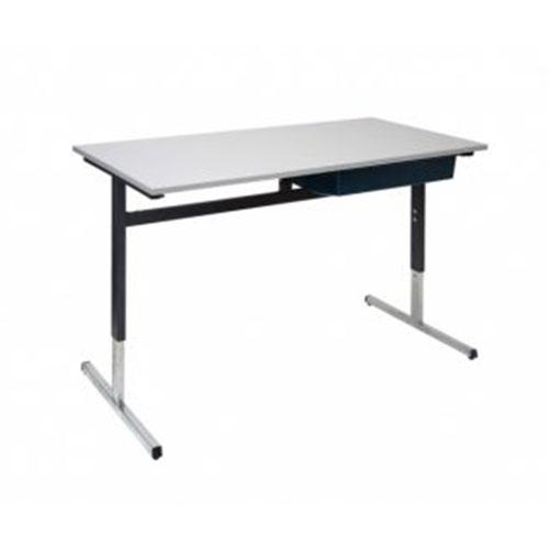 T Leg Student Double Desk