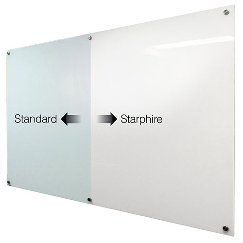 Designer Colour & Custom Printed Standard Glassboards