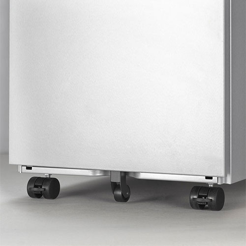 Mobile Pedestal - White or Black