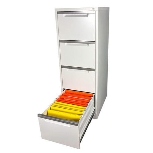 Standard Metal Filing Cabinet