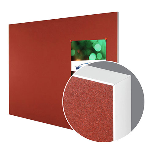 LX7000 'Edge' Architectural Framed Acoustica Pinboards