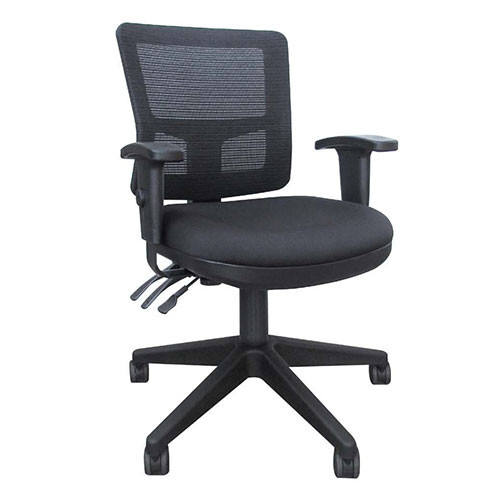 Mega Task Chair Adjustable Arms