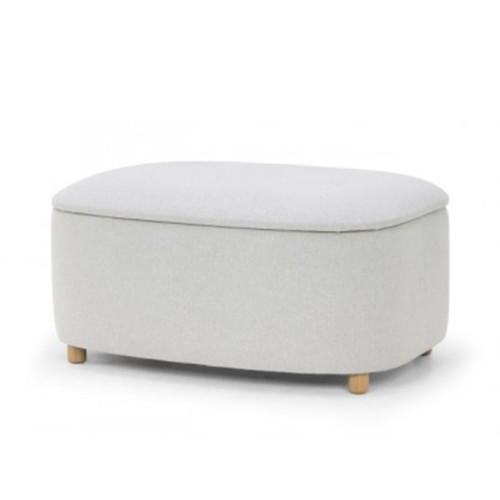 Glasgow Storage Ottoman Large