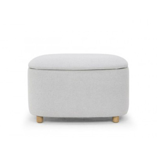 Glasgow Storage Ottoman Small