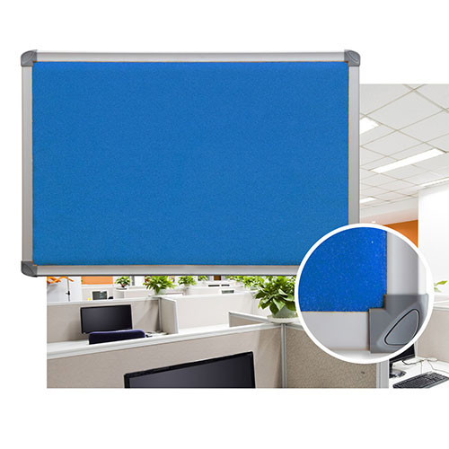 Smooth Velour Pinboards
