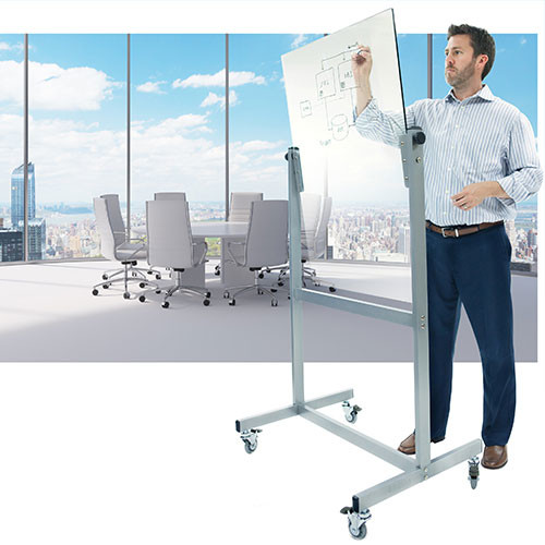 Space Mobile Glassboard - White or Clear