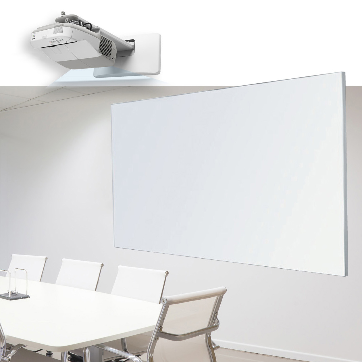 Projection Edge Whiteboards