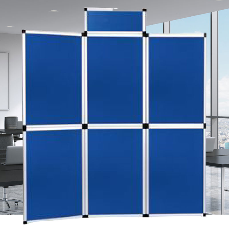 Modular (Blue) Screen System