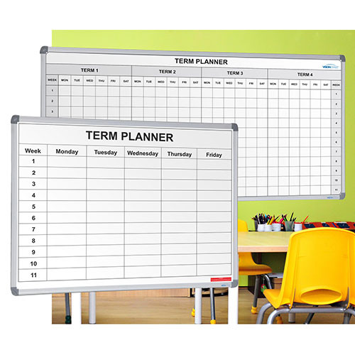 School Planner 4 Term or 1 Term