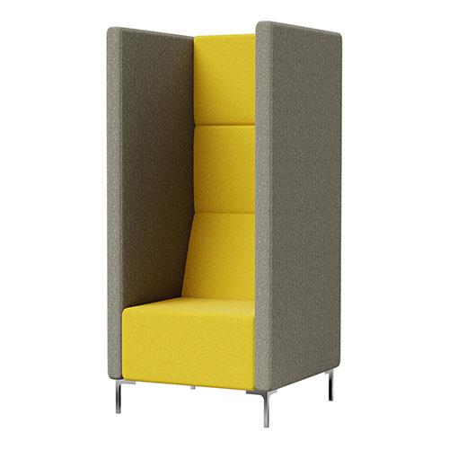 Yaris Quiet Lounge XL accoustic sound proof