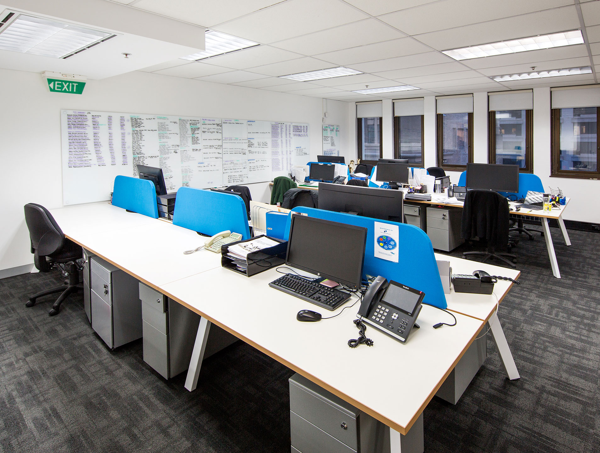 Moir fitout and office furniture