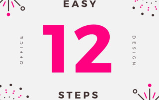 12 Easy Steps Office Design