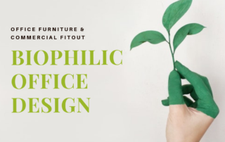 SB Office Furniture Biophilic Office Design Sydney Australia