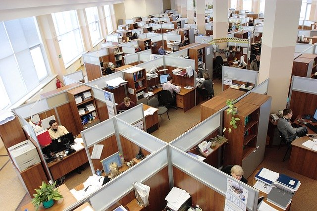 Old Style Office - Generational Office